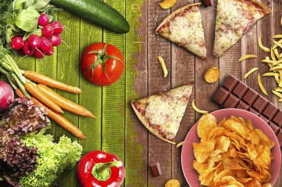 good-vs-bad-food-unhealthy-junk-iStock_000058524328_Medium